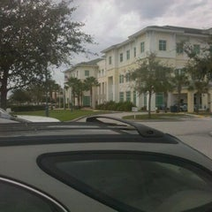 Photo taken at North Port City Hall by Faith D. on 2/17/2012