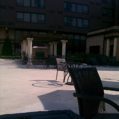 Photo taken at Indianapolis Marriott East by Jason B. on 8/12/2012