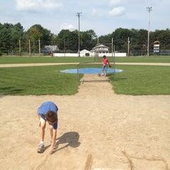 Photo taken at Humiston Playground by Chris L. on 8/25/2012