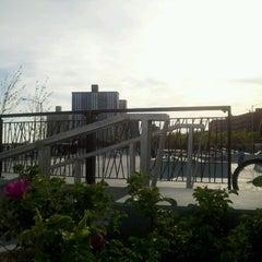 Photo taken at Far Rockaway Skatepark by Noel D. on 5/12/2012