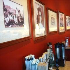 Photo taken at Starbucks by Karen F. on 8/21/2012