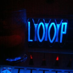 Photo taken at Loop Lounge by Victor G. on 9/7/2012