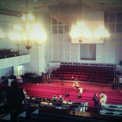 Photo taken at First Baptist Church of Tallahassee by Jorge L. on 2/19/2012