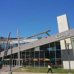 Photo taken at Googleplex by Cyril B. on 6/27/2012
