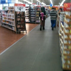 Photo taken at Walmart Supercenter by Kevin B. on 3/17/2012