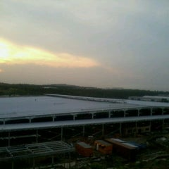 Photo taken at KIIC (Karawang International Industrial City) by Alfred R. on 3/30/2012