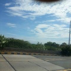 Photo taken at Peaje Tasajera by Jose B. on 8/15/2012