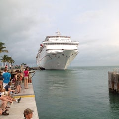 Photo taken at Carnival Ecstasy by Adrian D. on 6/20/2012