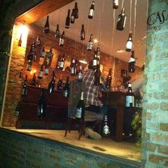 Photo taken at Casa da Cerveja by Victor V. on 8/8/2012
