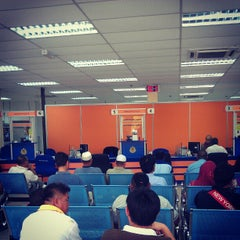 Photo taken at JPJ Bandar Baru Bangi by Ahmad F. on 4/16/2012