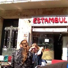 Photo taken at Estambul by Jaeha P. on 2/28/2012