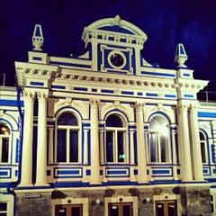 Photo taken at Театр юного зрителя by Роман К. on 6/4/2012