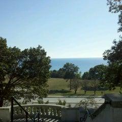 Photo taken at Bartolotta's Lake Park Bistro by Don P. on 9/10/2011