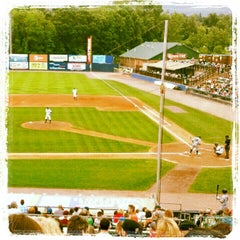 Photo taken at Dutchess Stadium by Joyce D. on 6/18/2012
