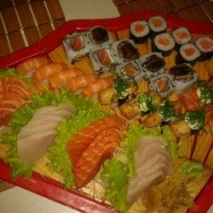 Photo taken at Hiro Sushi by Vivian O. on 8/9/2012