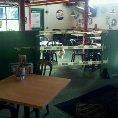 Photo taken at Quaker Steak & Lube® by Christopher P. on 9/15/2011