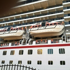 Photo taken at Carnival Legend by Noelle A. on 1/29/2012