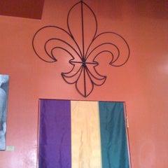 Photo taken at Cafe Lou Lou by Rene K. on 6/29/2011
