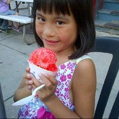 Photo taken at Del's Popcorn Shop by Dan W. on 7/16/2012