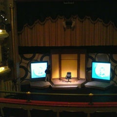 Photo taken at Springer Opera House by Lauren M. on 1/25/2012