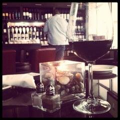Photo taken at Cavas Wine Tasting Room by Cali V. on 9/9/2011