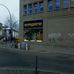 Photo taken at Empire Videothek by Nemoflow on 1/25/2012