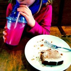 Photo taken at Black Walnut Bakery Cafe by Tanja R. on 11/26/2011