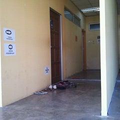 Photo taken at Surau fakulti pengurusan maklumat by Eyqa A. on 5/3/2012