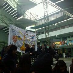 Photo taken at Liceo Experimental Artístico by Wasabi Con Patas on 9/2/2011