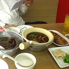 Photo taken at Hongkong Noodle by Apple ร. on 3/23/2012