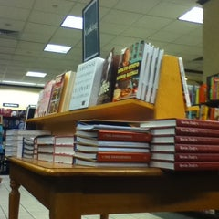 Photo taken at Barnes & Noble by Jason M. on 9/19/2011