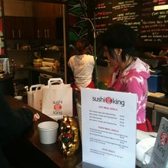 Photo taken at Sushi King by Shawn D. on 1/17/2011