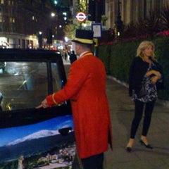 Photo taken at Mandarin Oriental Hyde Park, London by Peter C. on 10/28/2011