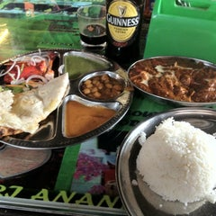Photo taken at Sri Ananda Bahwan Restaurant by Masaru O. on 8/7/2012
