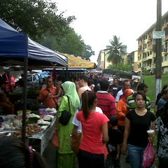 Photo taken at Pasar Malam by putera k. on 3/3/2012