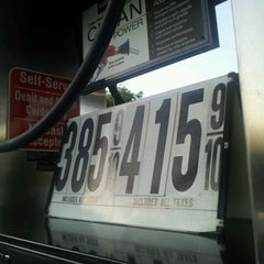 Photo taken at Costco Gasoline by Ivan on 5/11/2012