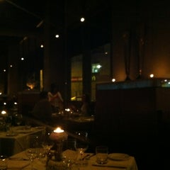 Photo taken at Barolo Ristorante by Yatharth G. on 3/23/2012