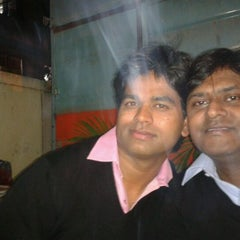 Photo taken at Diksha Coffee Hut by Nilesh K. on 12/21/2011