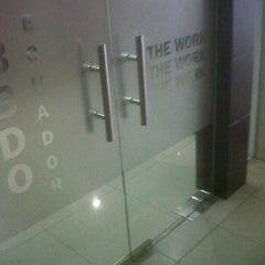 Photo taken at BBDO by Jacinto A. on 4/24/2012