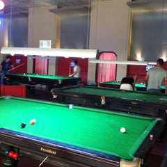 Photo taken at Lincoln Pool Hall by Ram on 7/29/2011