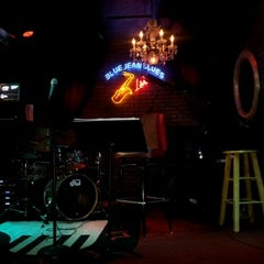 Photo taken at Blue Jean Blues Jazz Club by Zachary L. on 6/25/2012