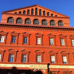 Photo taken at National Building Museum by joezuc on 1/9/2011