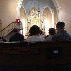 Photo taken at Emmanuel St. Michael Lutheran Church & School by Brandon W. on 10/29/2011