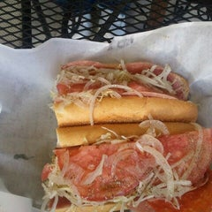 Photo taken at Philly's Cheesesteaks by Michael T. on 12/30/2011
