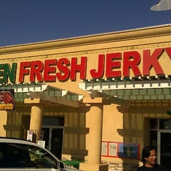 Photo taken at Alien Fresh Jerky by A on 10/23/2011
