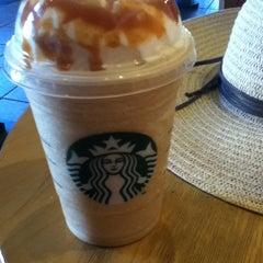 Photo taken at Starbucks by Elia L. on 7/20/2012