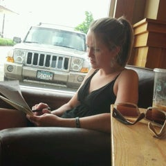 Photo taken at Caribou Coffee by Jerome S. on 5/27/2012