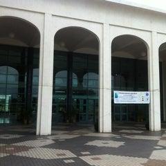 Photo taken at Pustaka Negeri Sarawak (Sarawak State Library) by Ganee on 2/27/2012