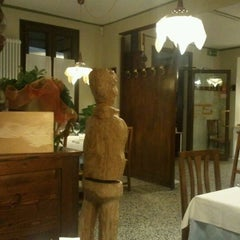 Photo taken at Ristorante Osteria Da Jodo by Matteo B. on 9/22/2011