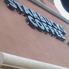 Photo taken at Starbucks by Teri C. on 10/16/2011